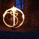 Feuerkünstler Teil 2